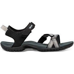Dámské sandály Teva Verra Velikost bot (EU): 36 / Barva: černá/šedá