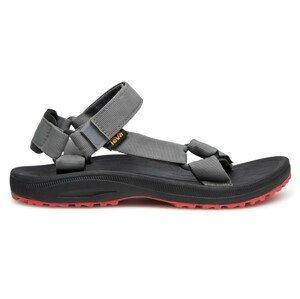 Pánské sandály Teva Winsted Solid Velikost bot (EU): 45,5 (12) / Barva: šedá