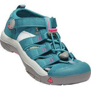 Dětské sandály Keen Newport H2 K Dětské velikosti bot: 31 / Barva: modrá/růžová