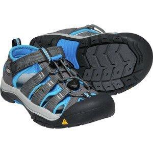 Dětské sandály Keen Newport H2 K Dětské velikosti bot: 25/26 / Barva: šedá/modrá