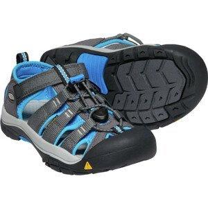 Dětské sandály Keen Newport H2 K Dětské velikosti bot: 31 / Barva: šedá/modrá