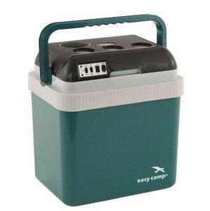 Chladící box Easy Camp Chilly 12V/230V Coolbox 24L Barva: černá/zelená