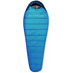 Spacák Trimm Sporty 185 cm Zip: Pravý / Barva: modrá
