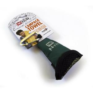 Ručník N-Rit Campack Towel M (40x40) Barva: zelená