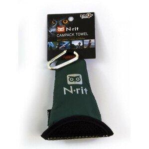 Ručník N-Rit Campack Towel L Barva: zelená