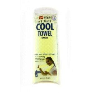 Chladivý ručník N-Rit Cool Towel Single Barva: světle zelená
