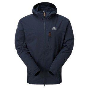 Pánská bunda Mountain Equipment Echo Hooded Jacket Velikost: XXL / Barva: modrá