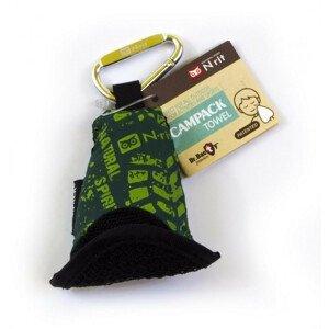 Ručník N-Rit Campack Towel S Barva: zelená