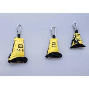 Ručník N-Rit Campack Towel S Barva: žlutá