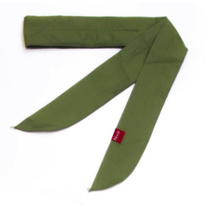 Chladící šátek N-Rit Cool Scarf Barva: tmavě zelená