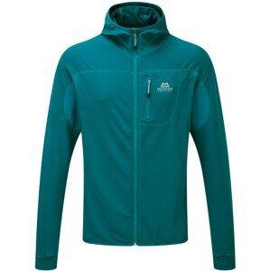 Pánská mikina Mountain Equipment Eclipse Hooded Jacket Velikost: XXL / Barva: modrá