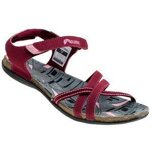 Dámské sandály Elbrus Lavera WO'S Velikost bot (EU): 41 / Barva: červená
