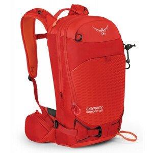 Batoh Osprey Kamber 22 Velikost zad batohu: M/L / Barva: červená