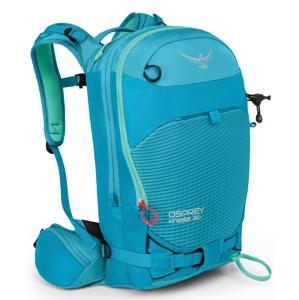 Dámský batoh Osprey Kresta 20 Barva: modrá