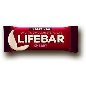 Lifefood Tyčinka Lifebar Třešňová RAW BIO 47 g