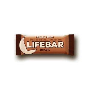 Lifefood Tyčinka Lifebar Brazilská RAW BIO 47 g