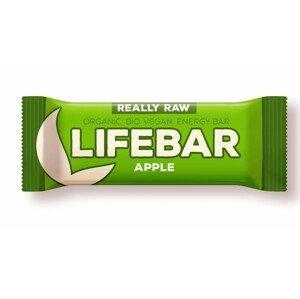 Lifefood Tyčinka Lifebar Jablečná RAW BIO 47 g