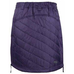 Zimní sukně Skhoop Sandy Short Velikost: M (38) / Barva: tmavě fialová