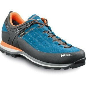 Pánské boty Meindl Literock GTX Velikost bot (EU): 46,5 (11,5) / Barva: modrá/šedá