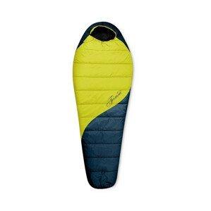 Spacák Trimm Balance 185 cm Zip: Levý / Barva: lemon/lagoon / Velikost spacáku: 185cm