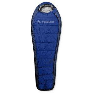 Spacák Trimm Highlander 185 cm Zip: Pravý / Barva: modrá
