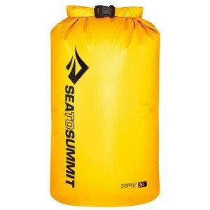 Voděodolný vak Sea to Summit Stopper Dry Bag 35L Barva: žlutá