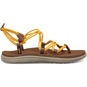 Dámské sandály Teva Voya Infinity Velikost bot (EU): 38 / Barva: žlutá