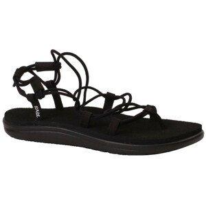 Dámské sandály Teva Voya Infinity Velikost bot (EU): 42 (11) / Barva: černá