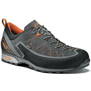 Pánské boty Asolo Apex GV MM Velikost bot (EU): 44,5 / Barva: šedá
