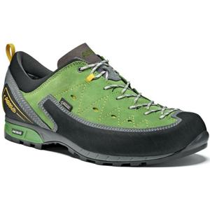Pánské boty Asolo Apex GV MM Velikost bot (EU): 46 (UK 11) / Barva: zelená/šedá