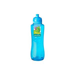 Láhev Sistema Gripper Bottle 800ml Barva: modrá