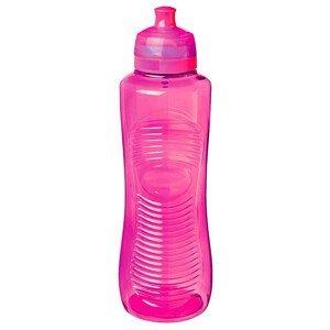 Láhev Sistema Gripper Bottle 800ml Barva: růžová