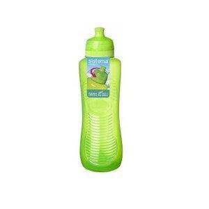 Láhev Sistema Gripper Bottle 800ml Barva: zelená