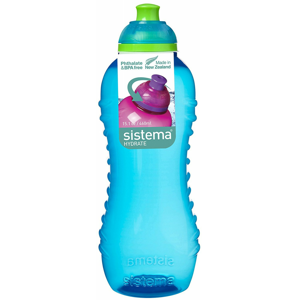 Láhev Sistema Squeeze Bottle 460ml Barva: modrá