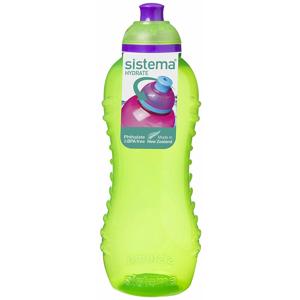 Láhev Sistema Squeeze Bottle 460ml Barva: zelená