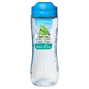 Láhev Sistema Tritan Active Bottle 800ml Barva: modrá