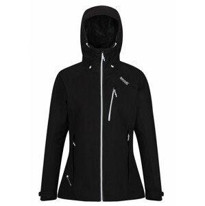 Dámská bunda Regatta Womens Birchdale Velikost: XXXL / Barva: černá/bílá
