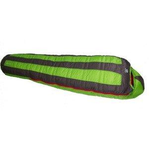 Spacák Sir Joseph Looping II 500 170 cm Zip: Levý / Barva: zelená