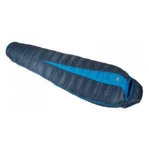 Spacák Sir Joseph Paine 900 190 cm Zip: Levý / Barva: modrá