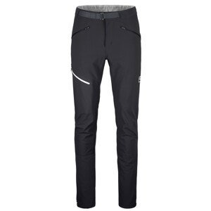 Pánské kalhoty Ortovox Brenta Pants M Velikost: L / Barva: černá