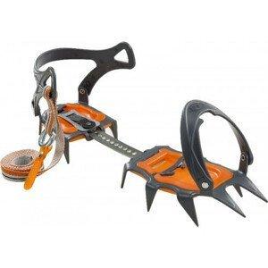 Horolezecké mačky Climbing Technology Nuptse Evo classic Barva: černá/oranžová