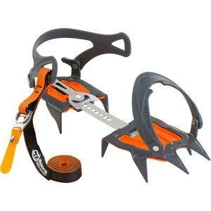Horolezecké mačky Climbing Technology Nevis Barva: šedá/oranžová