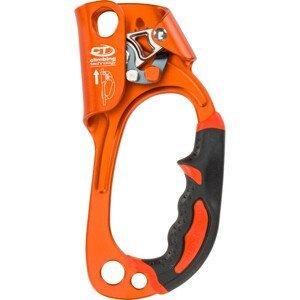 Blokant Climbing Technology Technology Quick Up Varianta blokantu: pravá ruka / Barva: oranžová