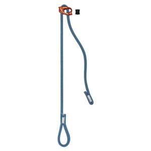 Dvojitá odsedávací smyčka Petzl Dual Connect Adjust Barva: modrá