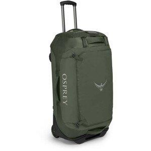 Cestovní kufr Osprey Rolling Transporter 40 Barva: zelená