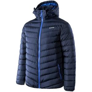 Pánská bunda Hi-Tec Michos Velikost: M / Barva: tmavě modrá