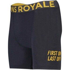 Pánské boxerky Mons Royale Hold 'em Boxer Velikost: M / Barva: šedá