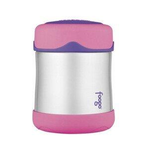 Kojenecká termoska na jídlo Thermos Foogo Barva: růžová