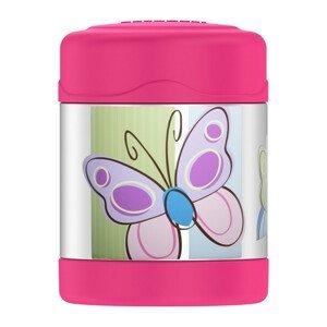 Dětská termoska na jídlo Thermos Funtainer 290 ml Barva: růžová