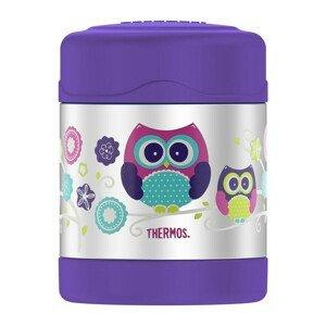 Dětská termoska na jídlo Thermos Funtainer 290 ml Barva: modrá